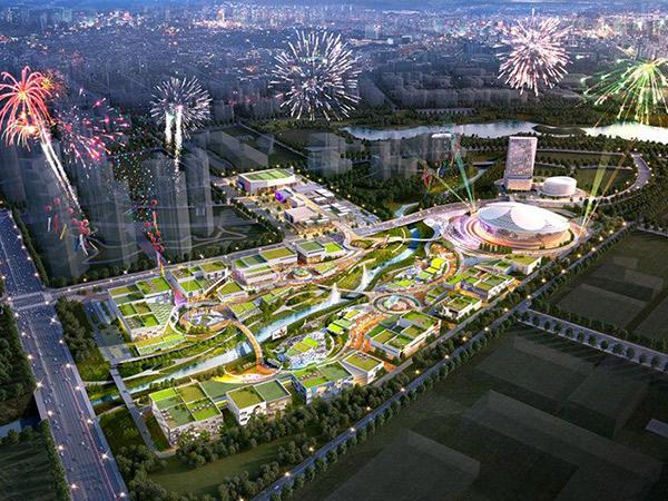 Megahnya 'Livecity' Taman Hiburan K-Pop Pertama di Korea