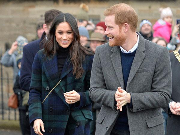 Dari 600 Undangan Pernikahan, Keluarga Besar Meghan Markle Tak Diundang Ke Royal Wedding?