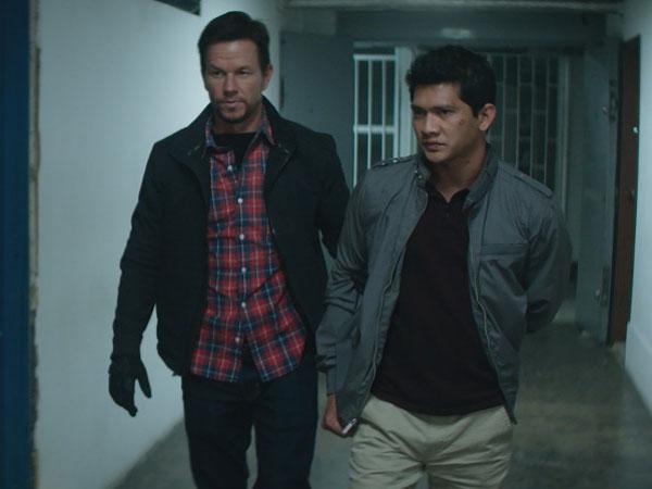 Iko Uwais Kembali Pamer Aksi Laga di Film Hollywood Bareng Aktor 'Transformers' Mark Wahlberg