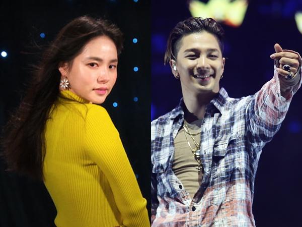Min Hyo Rin Debut 'Unnies', Ini Bentuk Dukungan dan Perhatian yang Diberikan Taeyang Big Bang