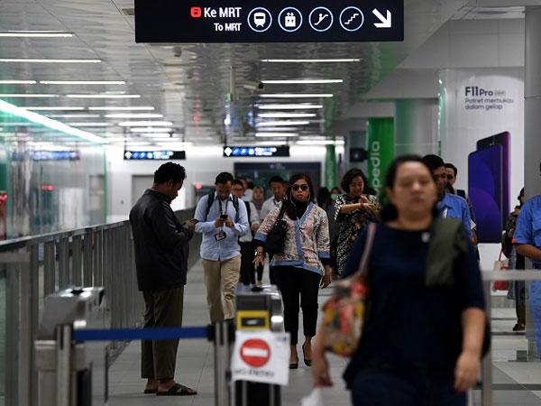 Rute dan Jadwal MRT Jakarta Sudah Bisa Dicek di Google Maps, Begini Caranya