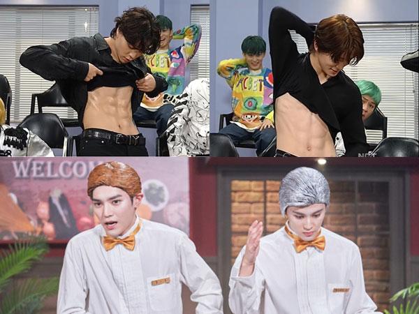 Reaksi Netizen Atas Penampilan NCT 127 di SNL Korea Reboot