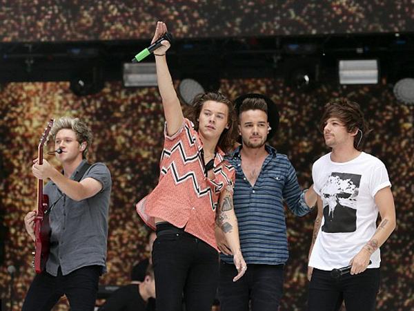 One Direction akan Vakum dari Musik Setelah Rilis Album Kelima?