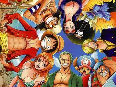 Wah, One Piece Sukses Duduki Puncak Tangga Oricon!
