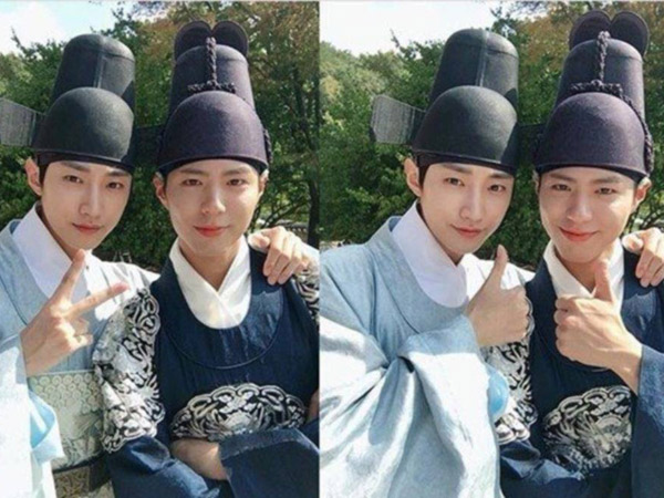Dibanding Park Bo Gum, Penulis 'Moonlight Drawn by Clouds' Justru Favoritkan Jinyoung B1A4?