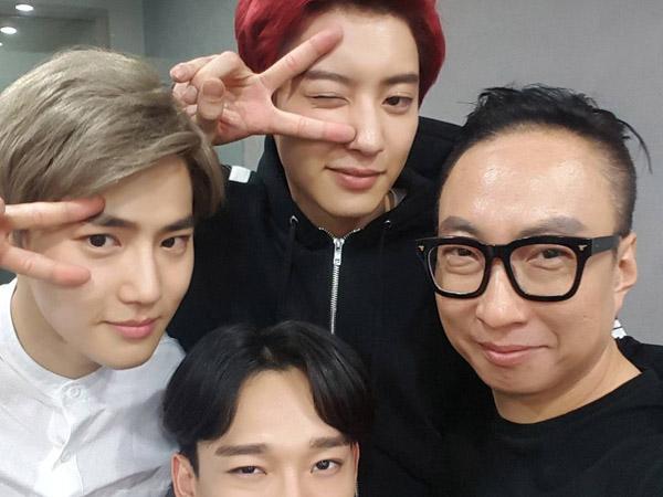 Kocaknya, Park Myung Soo Asal Sebut Nama Member EXO Hingga Jadi Trending Topic!