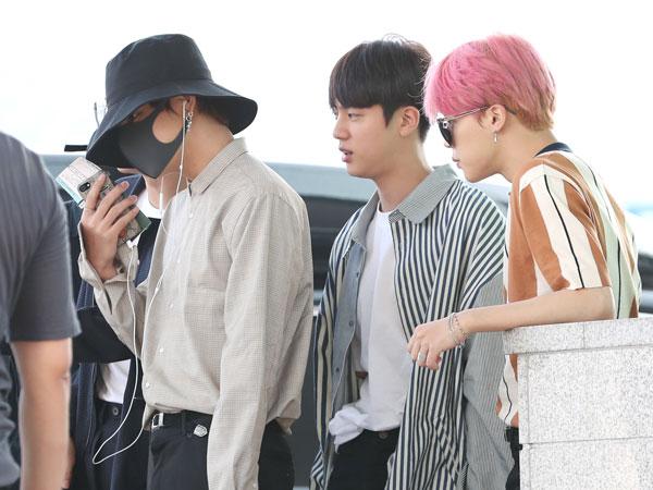 Penampilan Baru BTS Jelang Comeback Buat Fans Heboh