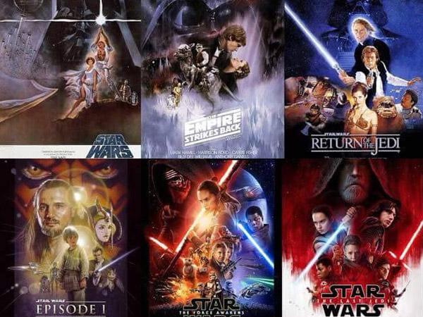 Duh, Bukti-bukti Ini Tunjukan Poster 'The Last Jedi' Beri Spoiler Karakter Jahat Tak terduga?