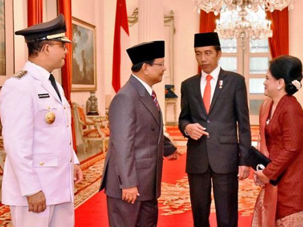 Inilah Para Tokoh yang Diklaim Jadi Lawan Tangguh Jokowi Jika Mencalonkan Diri di Pilpres 2019