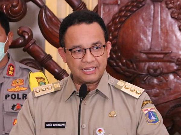 BREAKING NEWS: Anies Baswedan Kembali Terapkan PSBB Total di DKI Jakarta