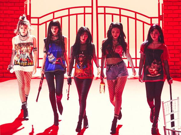 Kostum Panggung Red Velvet yang Terlalu Pendek Kembali Tuai Protes Netizen