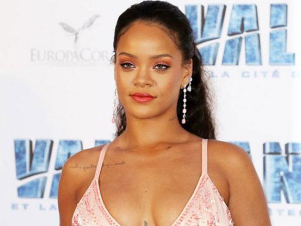 Jalani Hubungan Serius dengan Miliarder Arab, Rihanna Tak Ingin Disorot Media?