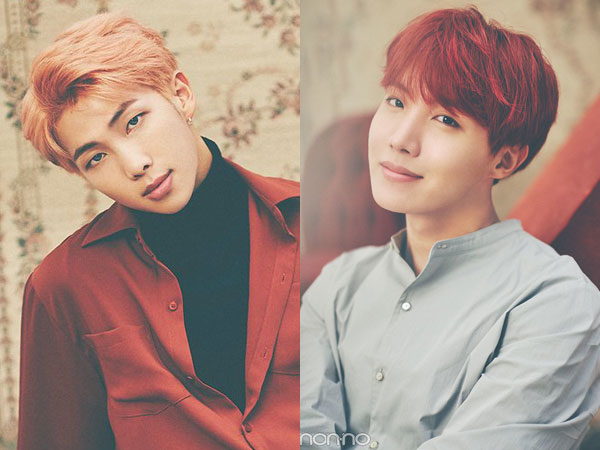 Fashion Item yang Buat RM dan J-Hope BTS Eksis di Instagram The Weeknd