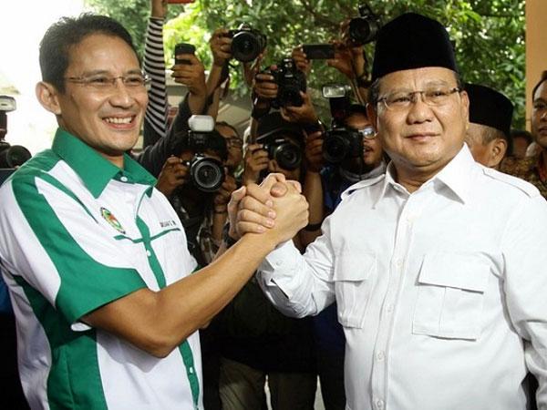 Prabowo Ingatkan Sandiaga Uno untuk Bicara Terbuka Saat Diperiksa Polisi
