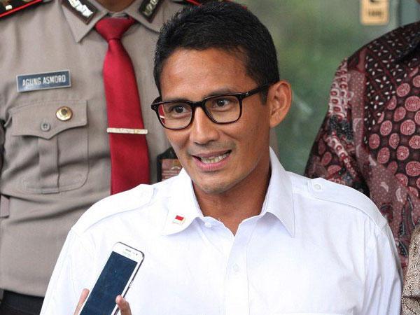 Sandiaga Uno Himbau Penonton Djakarta Warehouse Project Salat Subuh