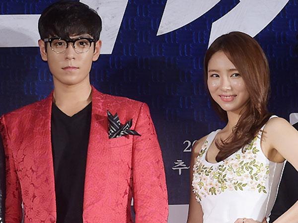 Cium T.O.P di 'Tazza 2', Shin Se Kyung Lupakan Fans Big Bang?