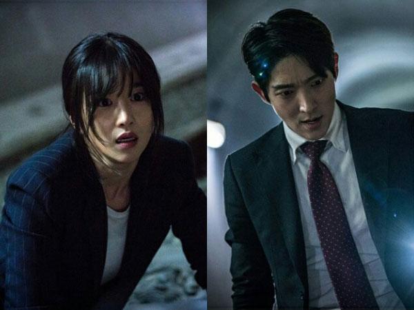Penuh Aksi, Lee Jun Ki dan Seo Ye Ji Unjuk Totalitas Tanpa Stuntman di Drama 'Lawless Lawyer'