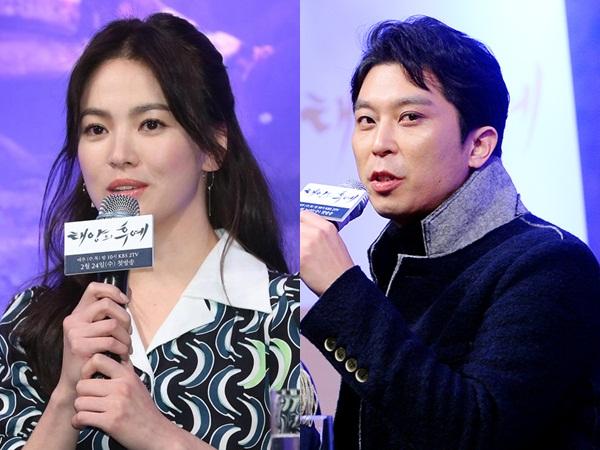 Song Hye Kyo Dikabarkan Main Drakor Baru Garapan Sutradara Lee Eung Bok
