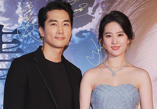 Rumor Putus Hampiri Pasangan Song Seung Heon dan Liu Yufei, Ini Pernyataan Agensi