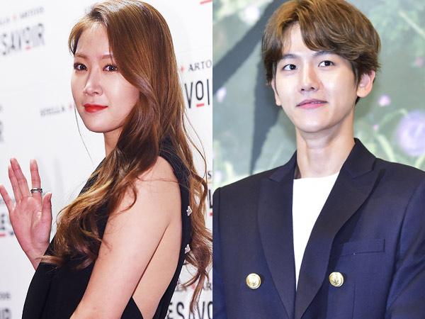 Proyek Duetnya Sama-sama Sukses, Soyu Sistar dan Baekhyun EXO Siap Kolaborasi Bareng!