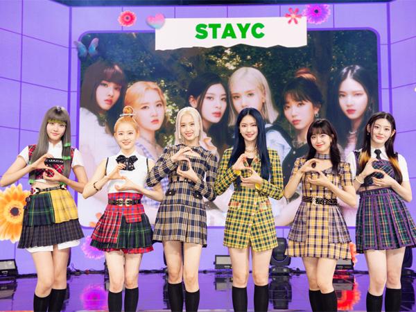 STAYC Ungkap Makna dan Cerita di Balik Lagu Comeback 'STEREOTYPE'
