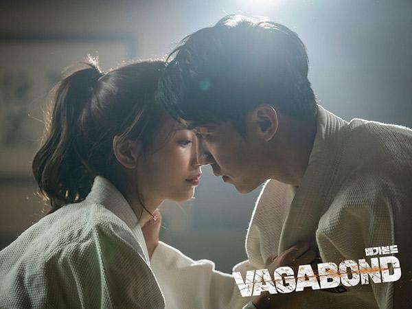 Adegan Skinship Lee Seung Gi dan Suzy Makin Greget di Episode Baru 'Vagabond'