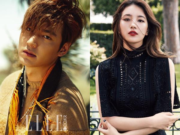 Lama Tak Terdengar, Apa Kabar Jalinan Asmara Lee Min Ho dan Suzy miss A?