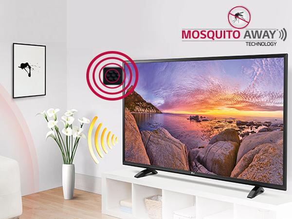 Keren! Korea Selatan Buat TV Ultrasonik yang Bisa Usir Nyamuk