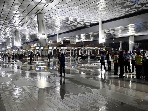 Selain Hujan, Ternyata Ada Hal Lain yang Sebabkan Terminal 3 Bandara Soekarno-Hatta Banjir