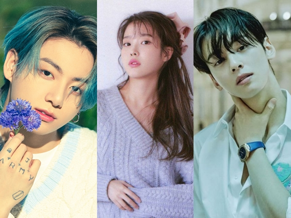 5 Idol K-Pop yang Paling Dicintai Saat Ini, Ada Idolamu?