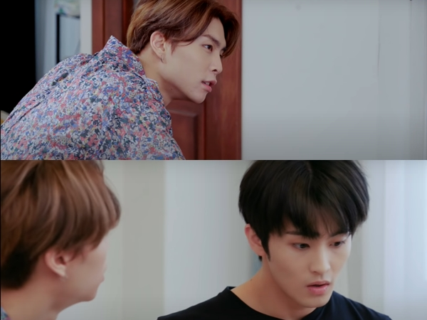 Johnny dan Mark NCT Akhirnya 'Debut' Jadi Aktor Dalam Video Pendek, Sudah Nonton?