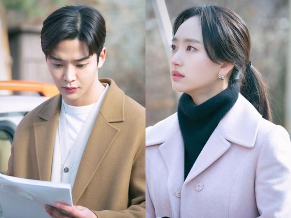Rowoon SF9 dan Won Jin Ah Berkelahi di Drama 'She Would Never Know' ?
