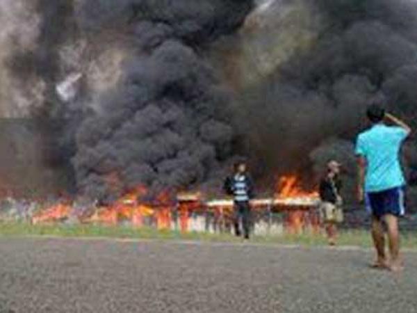 Satu Tewas dan 12 Orang Luka Saat Insiden Solat Id di Tolikara