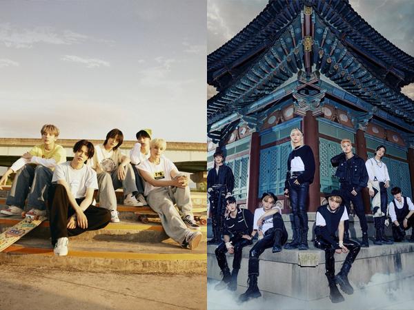 TXT Rebut Posisi No. 1, Stray Kids Debut di Chart Billboard World Albums Minggu Ini