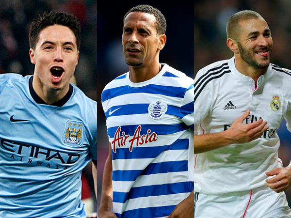 Ucapan Selamat Idul Fitri Datang dari Para Bintang Bola Dunia