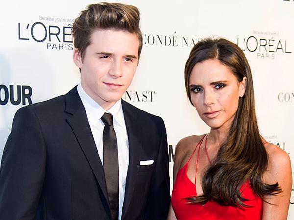 Pacar Baru, Brooklyn Beckham Kencani Aktris Mirip Victoria Beckham