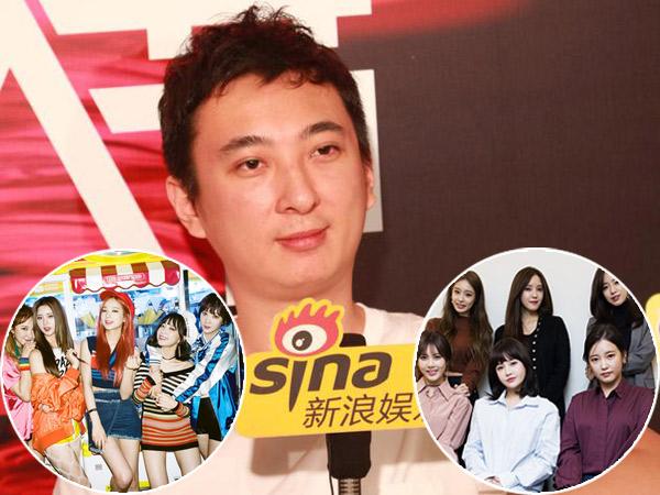 Anak Konglomerat Cina yang Tolak Warisan Ternyata CEO dari Label Idola K-Pop!