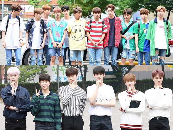 Usai Seventeen, Konsep Album Wanna One Kembali Diduga Jiplak Warna Fandom ASTRO