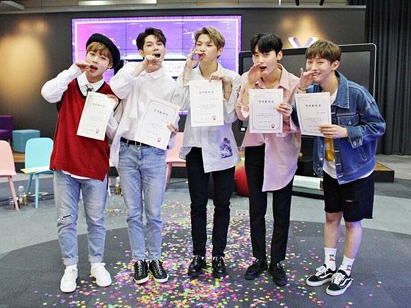 Wanna One Sebut Hal Spesifik yang Ingin Ditiru dari Para Grup K-Pop Senior