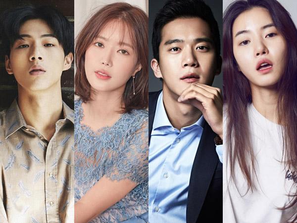 Intip Peran Ji Soo, Im Soo Hyang, Ha Seok Jin, dan Hwang Seung Eon dalam Drama Baru MBC