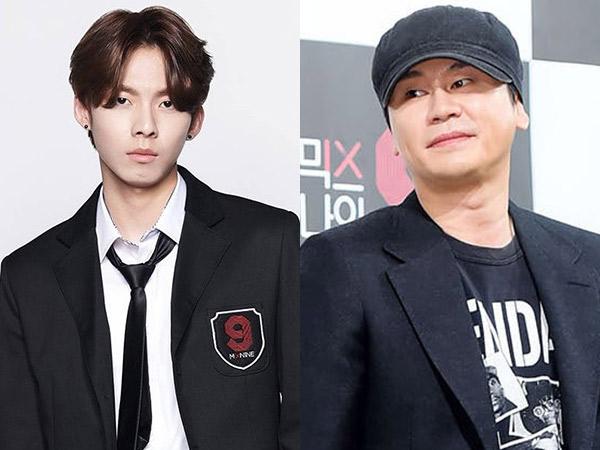 Agensi Woo Jin Young Tuntut YG Entertainment Atas Batal Debutnya Grup Pemenang 'MIXNINE'