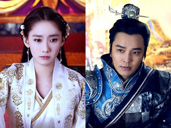YoonA SNSD dan Kim Jung Hoon Tampak Menawan di Poster Drama 'God of War, Zhao Yun'
