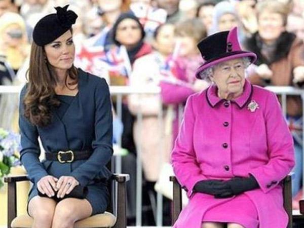 Kate Middleton Jadi Inspirasi Ratu Elizabeth II Bangun Taman Bermain