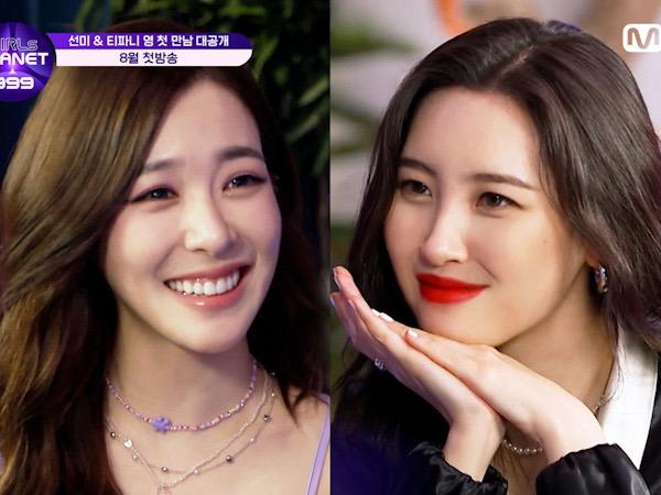 Sunmi dan Tiffany SNSD Kenang Masa Sulit Awal Berkarir