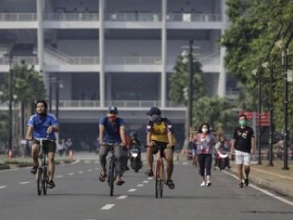 Tetap Jangan Kumpul-kumpul, Inilah Daftar Fasilitas Umum yang Beroperasi di PSBB Transisi Jakarta