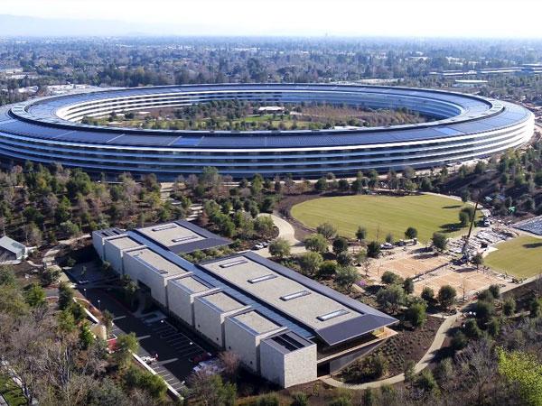 Desain Futuristik Markas Baru Apple Justru Buat Karyawan Menderita