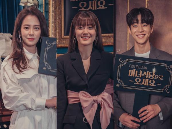 Song Ji Hyo Hingga Chae Jong Hyeop Bahas Karakternya di Drama 'The Witch's Diner'