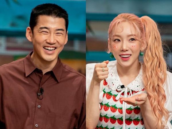 Saling Ngefans, Yoon Kye Sang dan Taeyeon SNSD Pernah Saling Ngaku Suami Istri
