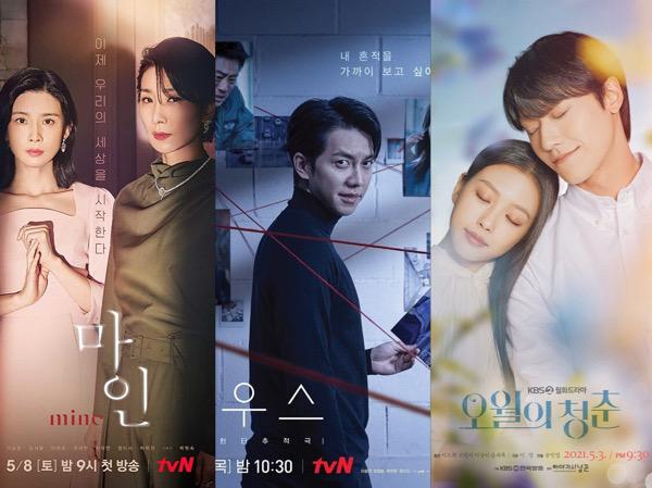 5 Drama Korea Paling Diperbincangkan Saat Ini