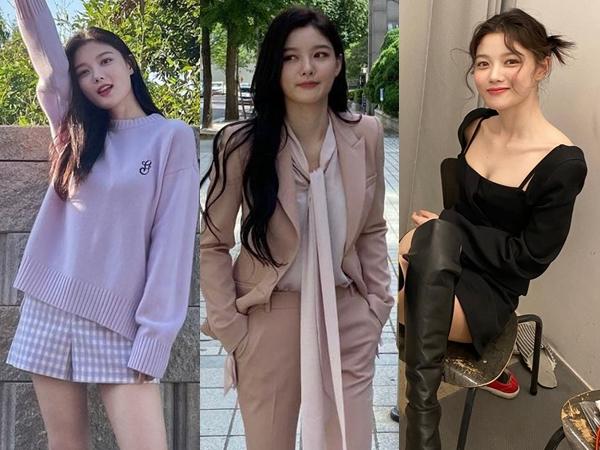 Inspirasi Beragam Outfit Penuh Pesona Ala Kim Yoo Jung
